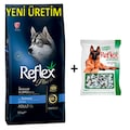 Reflex Plus Somonlu Yetişkin Köpek Maması 15 Kg +Köpek Ödül 150GR