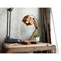 Rustic Tasarım Masaüstü Lambader