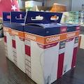OSRAM 9 WATT 10-8-5-3 ADET 6500K E-27 DUY LED AMPÜL