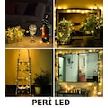 Peri Led  - İp Led  -  Yıldız Led -Dekoratif Yılbaşı Süs Led Işık