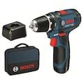Bosch Professional GSR 12V-15 2.0 AH Tek Akülü Delme Vidalama