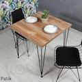 Yonga Yemek Masası & Masa Sandalye Takımı