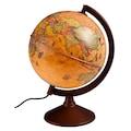 Gürbüz 20 26 30 cm Işıklı Işıksız Siyasi Fiziki Antik Küre