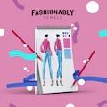 Fashionably Female A4