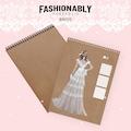 Fashionably Portfolio Bride A4