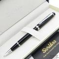 Scrikss 38 Siyah Krom Roller Kalem | Scrikss Kalem | İsme Özel Ka