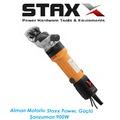 Staxx P. Koyun Keçi Kırpma Kırkım Makinası 900W Çantalı Set