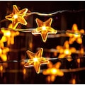 Peri Led - İp Led - Yıldız Led Dekoratif Yılbaşı Süs Led Işık
