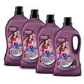 Bingo Onaran Koruma Renkliler için Sıvı Çamaşır Deterjanı 67 Yıkama 4 x 4 L