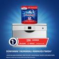 Finish Hepsi Bir Arada 160 Tablet Bulaşık Makinesi Deterjanı (80x