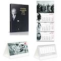 2020 Atatürk Ajandası + Piramit Masa Takvimi + Gemici Takvimi