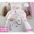 Clasy %100 Pamuk Genç Yatak Örtüleri 10 Farklı Model