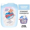 Bingo Soft Çamaşır Yumuşatıcısı Kuzumun Kokusu 4 x 5 L