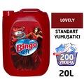 Bingo Soft Çamaşır Yumuşatıcısı Lovely 4 x 5 L