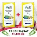 Avilo Erken Hasat Naturel Sızma Soğuk Sıkım Zeytinyağı Teneke 2 x 5 L