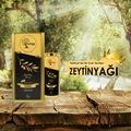 İncirya Yeni Hasat Soğuk Sıkım Naturel Sızma Zeytinyağı Teneke 5 L