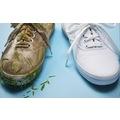 Ultra Yoğun Beyaz Ayakkabı Boyası 100gr +LOSTRA FIRÇA