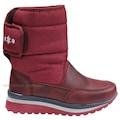 Pinokyo 12026 Kız Çocuk (31-36) Karbotu Kışlık Ayakkabı Bot