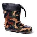 Sanbe İçi Kürklü Yağmur Çizmesi 24-35