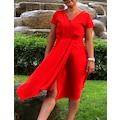Beymen Bayan Kırmızı Elbise