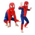 Çocuk Kostüm Süperman Batman Spiderman Örümcek Adam ÜCRETSİZ KARG