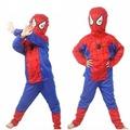 Örümcek Adam Çocuk Kostümü Parti Malzemeleri