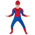 Spiderman Kostüm - Örümcek Adam Çocuk Kostümü - Örümcek Adam