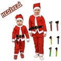 Tomurcuk Bebe Noel Baba Çocuk Kıyafeti