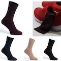 Sanus Bambu 6 Çift Erkek Soket Çorap ( Özel Kutulu)