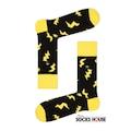 Yıldırım Desenli Çorap