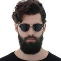Erkek Ünlü Model Jwl Marka Tasarım Erkek Güneş Gözlüğü Modelleri