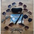 La Viva Reynmen Kare Pilot Güneş Gözlükleri