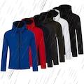 Ghassy Co.Yelkenli Rainproof/Windproof Softshell Erkek Mont 8 Rnk