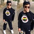 Fb Taraftar Erkek Çocuk 4'lü Set Takım