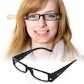 Led Kitap Gözlüğü Okuma Lambası Işıklı Camsız Panel Şeklinde