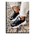 Berta Siyah Sneakers