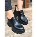 Fran Bayan Kalın Taban Ayakkabı