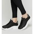 KİNETİX Paleo Siyah Günlük Bayan Spor Ayakkabı