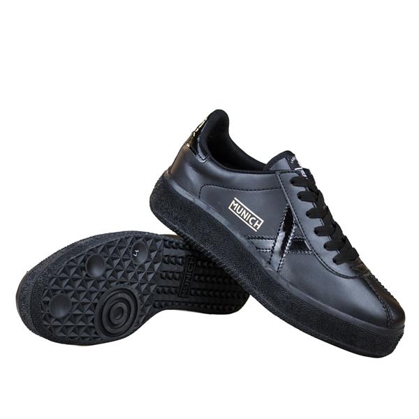 Munich Siyah Kadın Ayakkabı