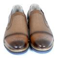Büyük Numara Klasik Deri Ayakkabı 4334 Taba(45-48)