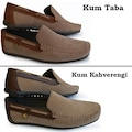 Fabrikadan Halka 23 RENK ROK FERRİ 302 Erkek Ayakkabı n1
