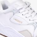 Lacoste Court Slam 319 1 Sma Erkek Beyaz Sneaker - 738SMA0047.Y37