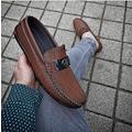 Muggo OXF1003 Günlük Erkek Rok Ayakkabı