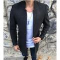 SlimFit Kışlık  Kaşe Kaban Palto (4 renk )