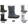 SCOOTER Su Geçirmez Tekstil Kadın Çizme Z5547
