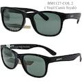 Bigotti Milano Bayan Güneş Gözlüğü Wayfarer Model Siyah Kahvereng