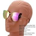 Daniel Klein Bayan Güneş Gözlüğü Kelebek Model Polarize Lens 4260