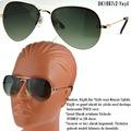 Daniel Klein Polarize Unisex Erkek Bayan Güneş Gözlüğü Damla Mode
