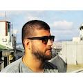 Di Caprio Bayan Güneş Gözlüğü Çerçevesi Mat Unisex Gözlük bl1850b