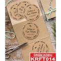 Kraft Etiket – Söz, Nişan, Kına, Nikah, Düğün Süslemeleri
